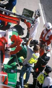 Le Mans 2000: Lola B2K (Team Rafanelli), Pitstop