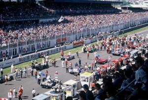 Le Mans 2000, Samstag 15.45 Uhr