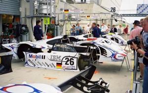 Le Mans Pits: Porsche GT1/98