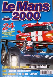 Le Mans 2000 - Programmheft