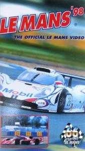 """Offizielles Videoband """"Le Mans1998"""""""
