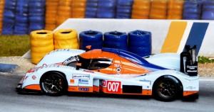 Lola Aston Martin DBR (Le Mans 2009, Spark)
