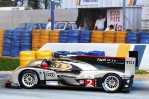 Le Mans-Sieg 2011: Audi R18 TDI (Spark)