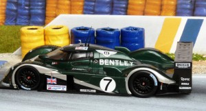 Bentley Speed 8, Le Mans-Sieger 2003 (Minichamps)