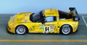 Corvette C6R, Le Mans 2006 (Spark)