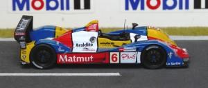 Oreca Courage LC70 (Le Mans 2008, Modell: IXO)