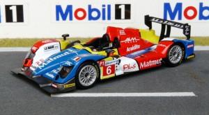 Le Mans 2010: 4. Platz hinter drei Audi: Oreca 01-AIM (Modell: IXO)