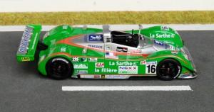 Courage Peugeot C52, 4. Platz in Le Mans 2000 (Modell: Spark)