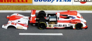 Dome Judd S101 (Le Mans 2001), Modell: Ebbro