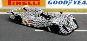 Dome Judd S101 (Le Mans 2002), Ebbro