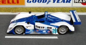 Lola MG Ex 257 (Dyson Racing), Modell: Spark