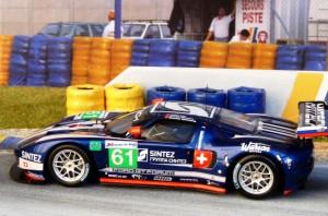 Le Mans 2010: Ford GT (Spark)