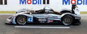 Sieger LMP2 in Le Mans 2010: HPD ARX 01C (Modell: Spark)