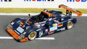 Le Mans-Sieger 1996: Joest Porsche WSC (Provence Moulage)