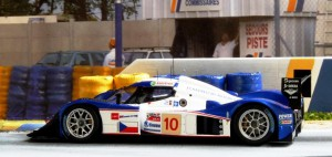 Lola Aston Martin B08/60 (Le Mans 2008, Spark)