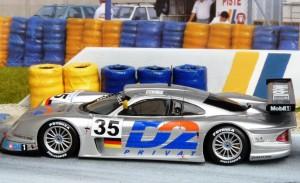 Mercedes-Benz CLK-LM Le Mans 1998 (Modell: Spark)