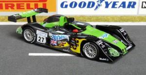 MG Ex 257 Le Mans 2002 (Spark)