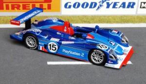 Dallara Judd LMP (Oreca Racing), Le Mans 2002 (Modell: IXO)