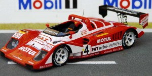 Kremer Porsche K8, Le Mans (Spark)