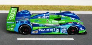 Courage Peugeot C60 (Pescarolo Sport), Le Mans 2003 (Modell: Spark)
