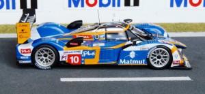 Sieg in Sebring, 5. Platz in Le Mans 2011: Peugeot 908 HDI FAP, Team Oreca (Modell: IXO)