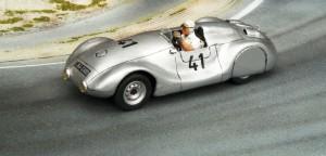 Petermax Müller VW Spezial, Einzelstück in 1:43, gebaut von Louis Models