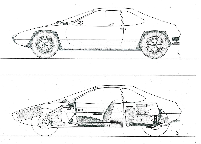 autodesign 1967 bis 1971