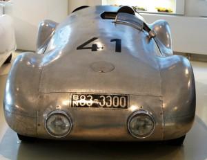 Petermax Müller VW Spezial (1949), mit freundlicher Genehmigung des Prototyp Museums Hamburg