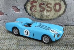 Talbot-Lago T26 GS Le Mans 1954 (Rosier), Modell: TopModel
