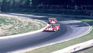 1973: Ferrari 312 PB-Doppelsieg am Nürburgring - Sieger: Jacky Ickx und Brian Redman (Nr. 1)
