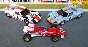 Ickx Ferrari F1 Ford