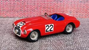 Ferrari 166 Mille Miglia, Sieg in Le Mans 1949 (Modell: Starter)