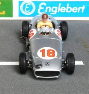 Mercedes-Benz W196 Nürburgring 1954 (Spark) - unverändertes Spark-Modell