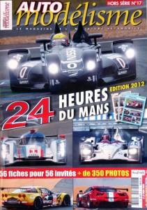 Fotos aller Le Mans Teilnehmer 2012 - Sonderheft von Auto Miniatures