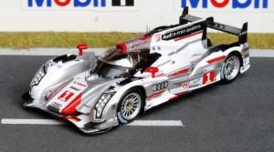 Le Mans-Sieg 2012: Audi R18 Quattro (Spark)