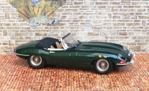 Jaguar E-Type, Series 1 (Modell: Box)