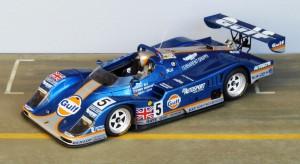 Le Mans 1994: 6. Platz im Kremer Porsche K8 (Modell: Provence Moulage), Copiloten: Donovan und Lässig.