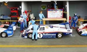 Le Mans 1986: Sieg im Porsche 962C mit Stuck und Holbert :