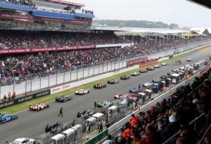 Le Mans 2013, Samstag 14.50 Uhr