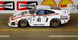Kremer Porsche 935 K3, Le Mans-Sieger 1979 (Modell: Quartzo)