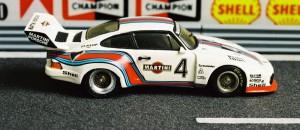 Porsche 935, 1000km Mugello 1976, Sieger Mass-Ickx (Modell: Starter)