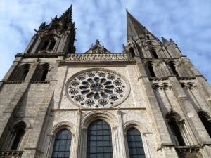 Chartres - gotische Kathedrale