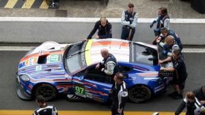 3. Platz in der GTE-Pro-Klasse: Aston Martin Vantage
