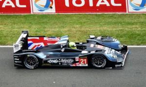 """Le Mans 2013, kurz vor dem Start: HPD ARX (Sieger der """"privaten"""" LMP1)"""