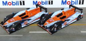 Aston Martin AMR-One, Le Mans 2011 (Modelle von IXO)