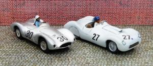 EMW 1500 RS, links XXX (Modell: Bausatz von SD - Danhausen), rechts XXX, Einzelstück von Louis Models