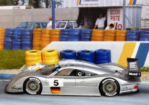 Mercedes-Benz CLR, Öe Mans 1999 (Modell: Provence Moulage)