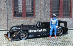 Minerva-SV - neuer LMP für Le Mans 2015?