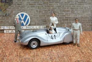 Petermax Müllers VW Spezial, 1949 (Einzelstück von Louis Models)