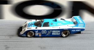 March 83G Porsche (Kreepy Krauly, Daytona-Sieger 1984), Modell: Starter